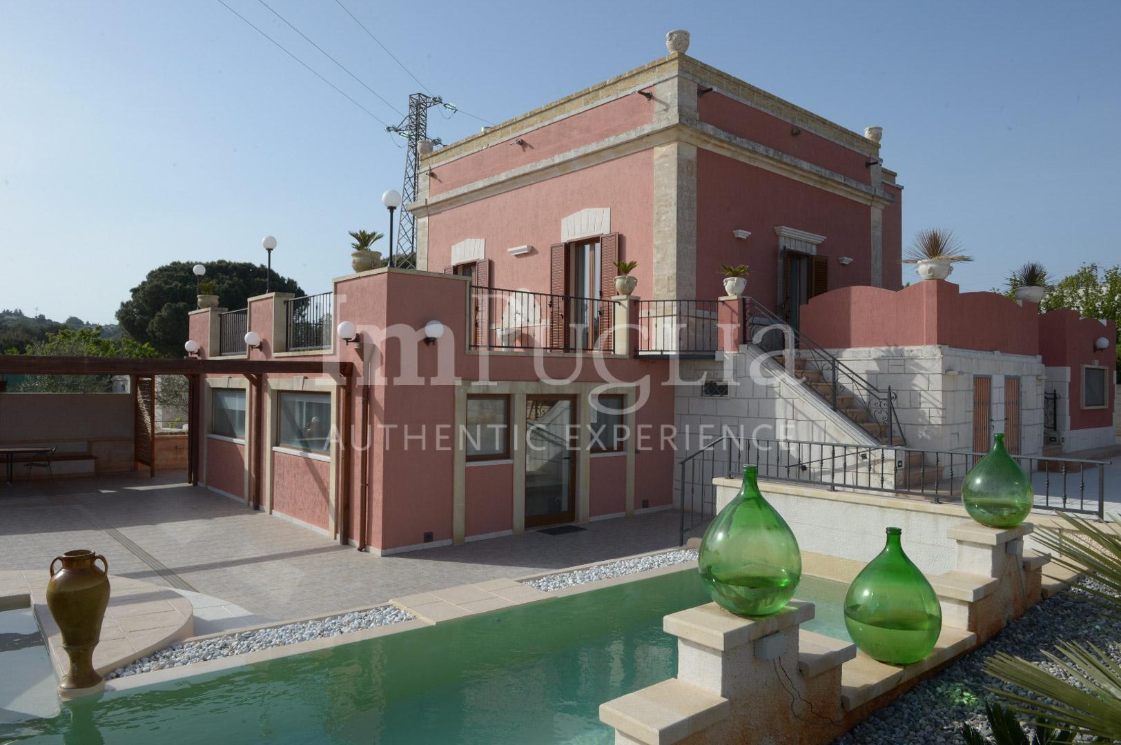 Villa A Ostuni Impuglia Real Estate